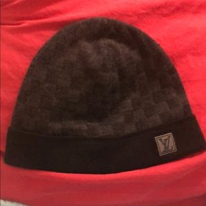 Louis Vuitton beanie